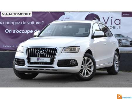 Audi Q5 2.0 Td 143  Ambition Luxe
