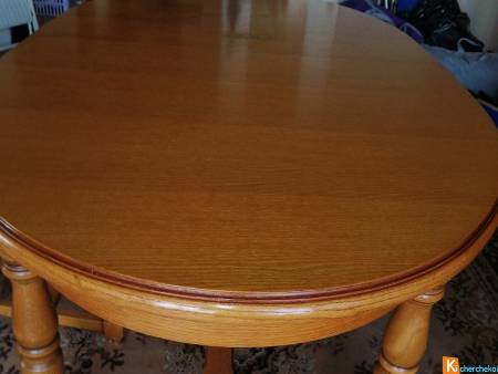 buffets table chaisses