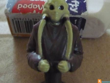 Réf/83 Figurine Micropopz Star Wars – Kit Fisto