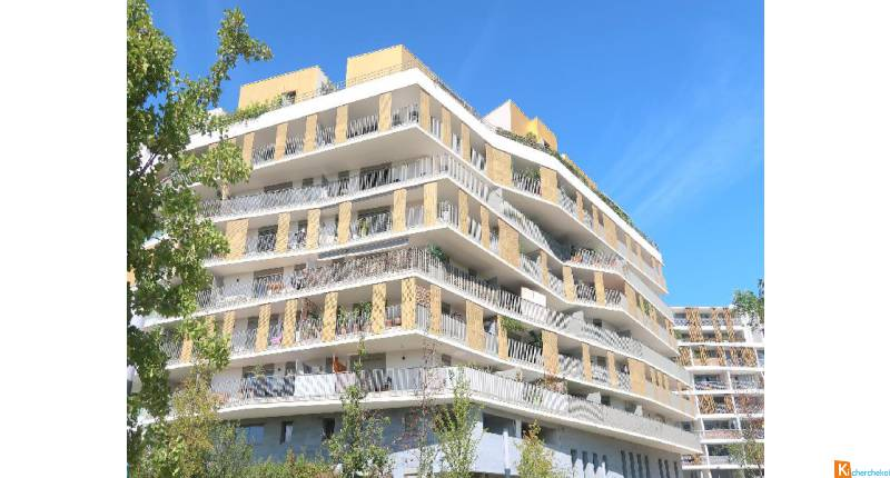 Dpt Hérault (34), à vendre MONTPELLIER appartement T3 de 65m² - Terrasse de 14m² -  Parking