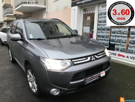 MITSUBISHI Outlander 2.2 Di-d Cleartec Instyle 4wd
