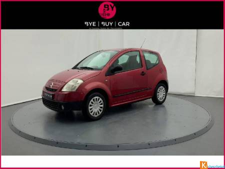 Citroen C2 1.1i  Berline . Phase 1