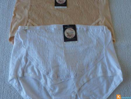 Lot 2 Culottes grossesse taille XXL neuf (lot4)