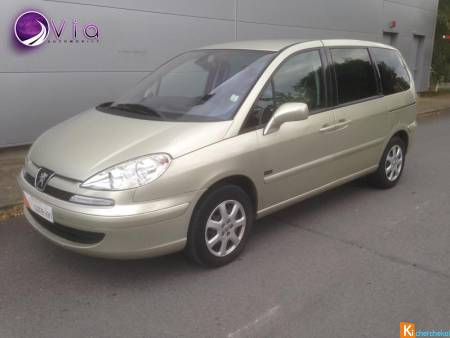 Peugeot 807 2.0 Hdi 110 Norwest 7 Places
