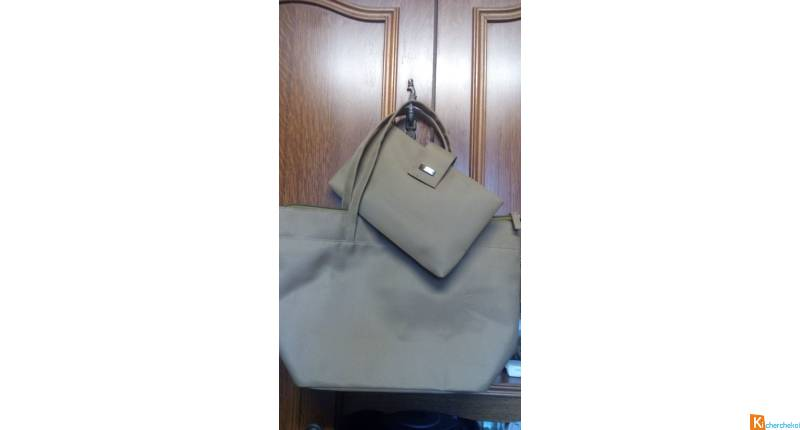 get cheap new appearance lowest price sac a main + sacoche paquetage paris Paquetage