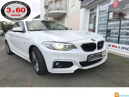 Bmw Serie 2 Coupe 220d 190ch M Sport
