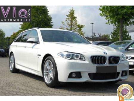 Bmw SERIE 5 TOURING 520d Touring F11 Xdrive Lci M-sport 190ch Head Up/camera/toit Ouvrant