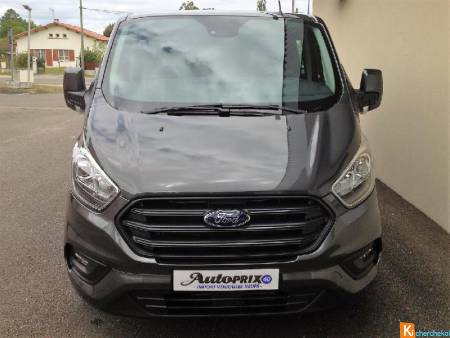 Ford TRANSIT CUSTOM CABINE APPROFONDIE 320 L1h1 2.0 Ecoblue 130 Trend Business