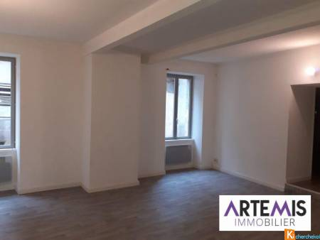 LOT DE 2 APPARTEMENTS EN RDC - Ornans