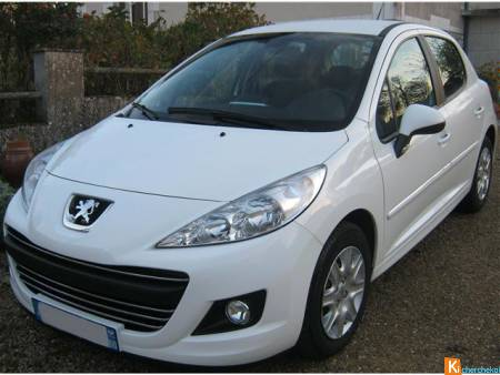 PEUGEOT 207 1.6 HDi FAP Business Pack 5p