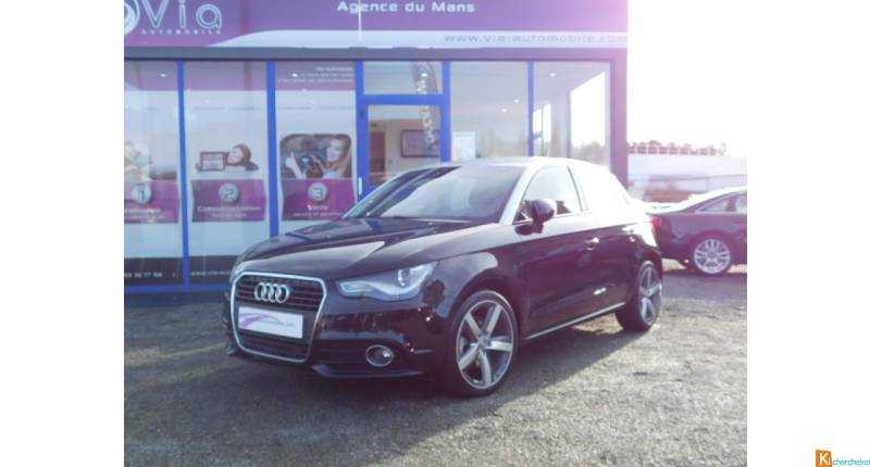 Audi A1 Sportback 1.6 Tdi 105 Ambition Luxe