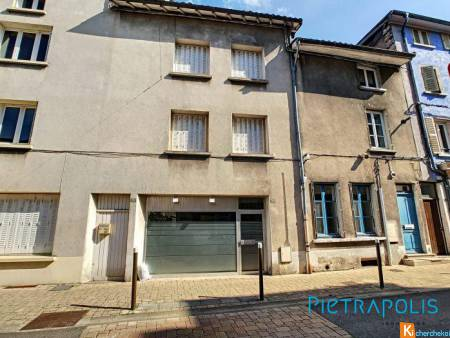 Local commercial Thoissey centre 95m² - Thoissey