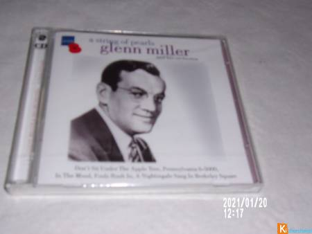 CD Glenn Miller and his orchestra