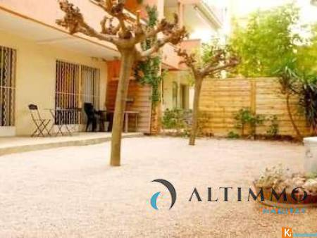 Montpellier MAIRIE T2 48M² + Jardin privatif 76M²