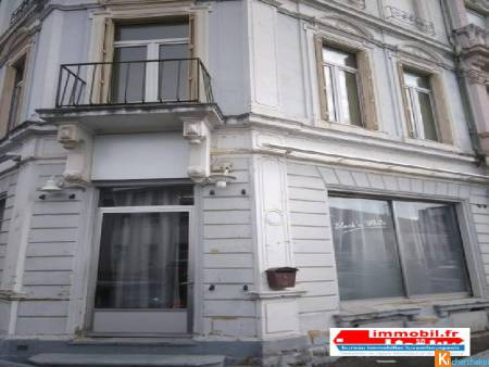Local commercial 92m² - Longwy
