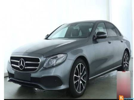 Mercedes CLASSE E Classe E 220 D 9g-tronic Fascination