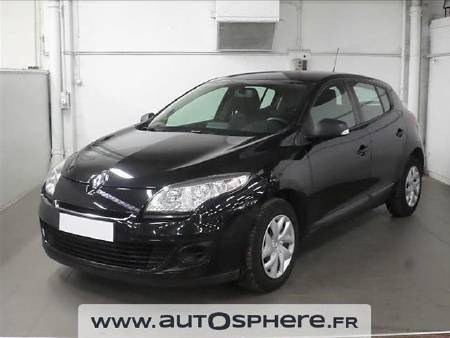 Renault Megane 1.5 dCi 110 eco² Air