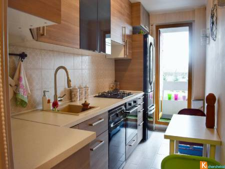 Appartement T3, proche gare Val d'Argenteuil Nord grand balcon