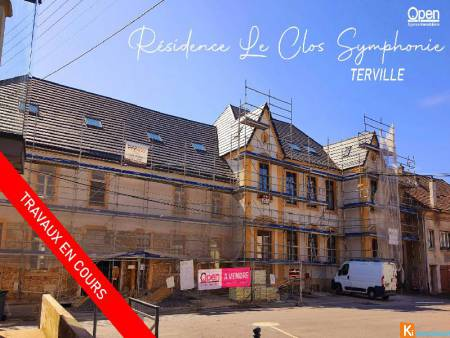 TERVILLE -- APPARTEMENT F3 -- 98.31 m2 -- 339 000 €