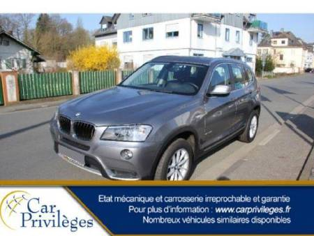 Bmw X3 18d sDrive