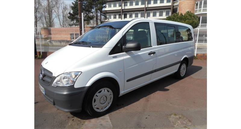 Mercedes-Benz Vito 113 cdi long - 8 places