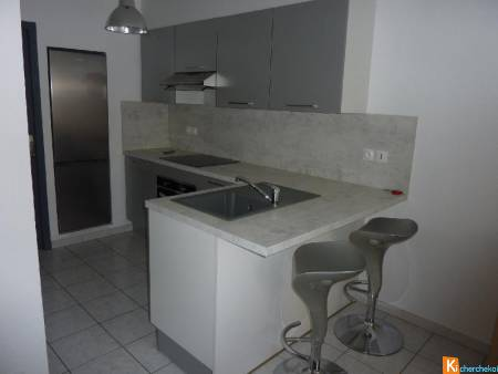 PYRENEES ORIENTALES-PERPIGNAN-APPARTEMENT T2 GARAGE-TERRASSE- PLACE DE PARKING