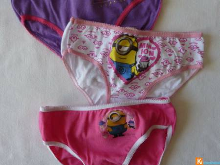 Lot 3 culottes fille taille 2-3 ans neuf (30)