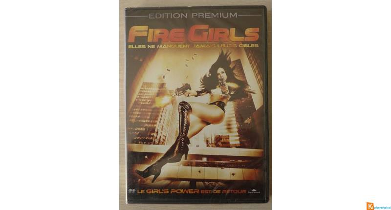 DVD Fire Girls neuf