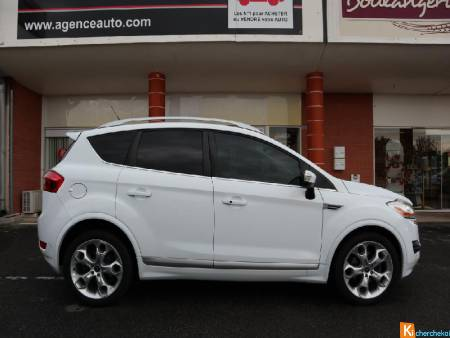 Ford Kuga 2.0 Tdci 163 Individual 4x4 Powershift + Options