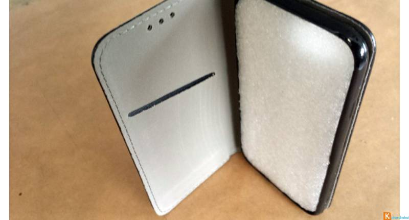 POCHETTE IPHONE 7 PLUS ET 8 PLUS AIMANTE PORTE CAR