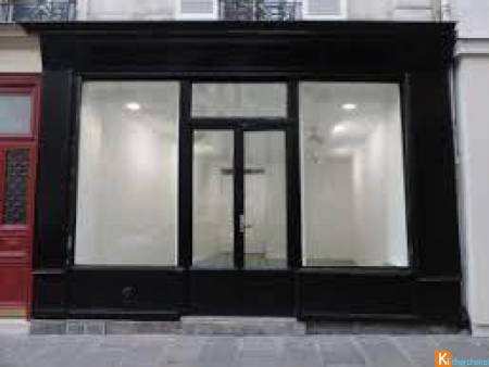 Paris XI, LOCATION PURE pour un local commercial de 114 m². - Paris