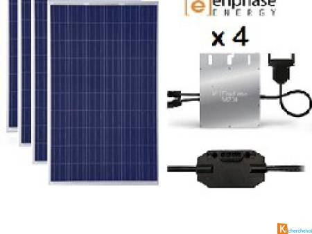 Kit solaire 1080W autoconso poly