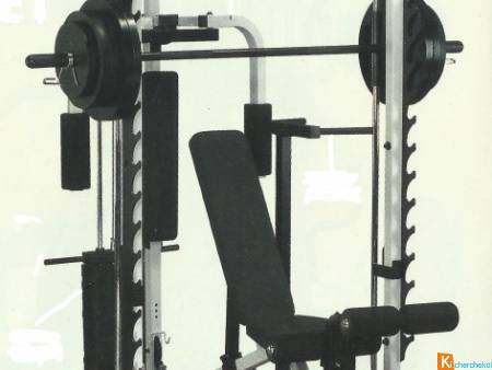 Smith Machine - Musculation