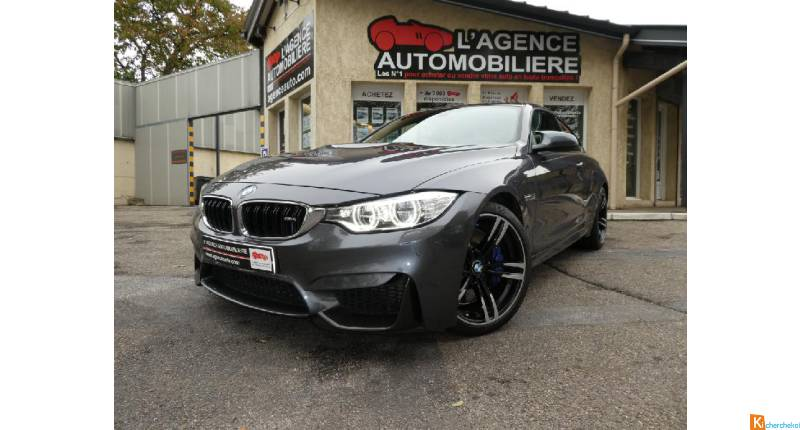 Bmw M4 Coupe M4 431 Pack Carbone Dkg