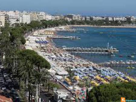 CANNES MUR VUE MER 65M² - Cannes