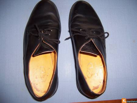 Chaussure Cuir Adulte