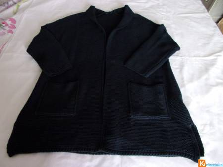 Gilet maille