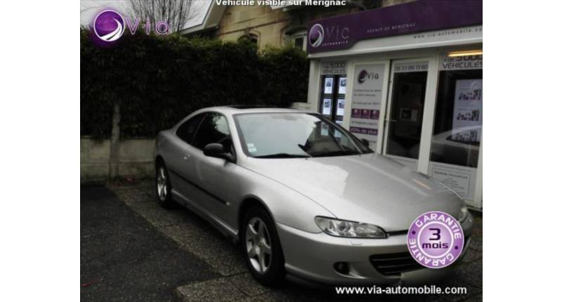 Peugeot 406 coupe 2.2 16S GRIFFE