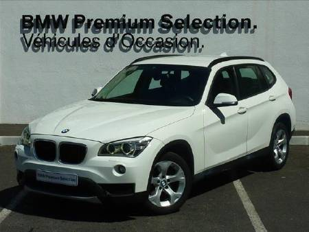 Bmw X1 xDrive20dA Lounge
