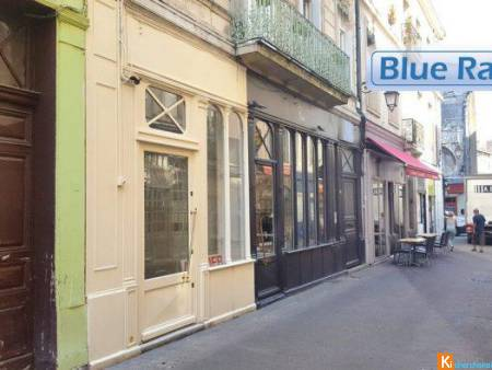Local commercial avec show room - Valence