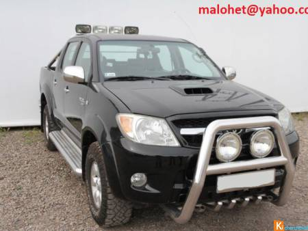 Toyota Hilux FULL 120 double cabine