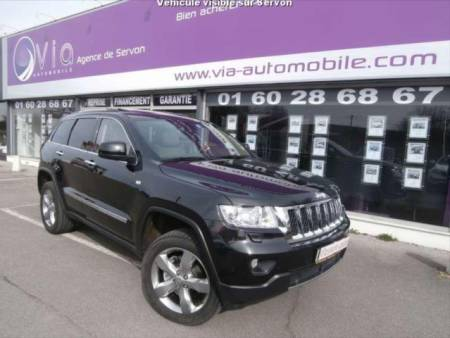 Jeep Grand cherokee V6 3.0 CRD FAP 241 Overland A
