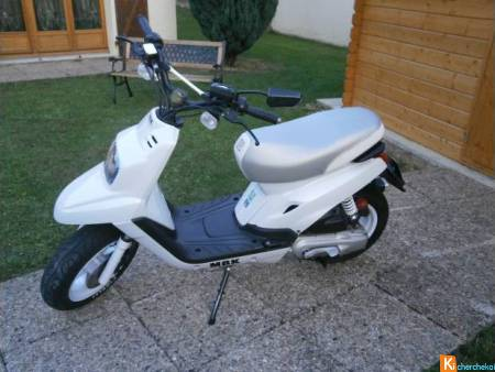 Scooter Mbk booster naked