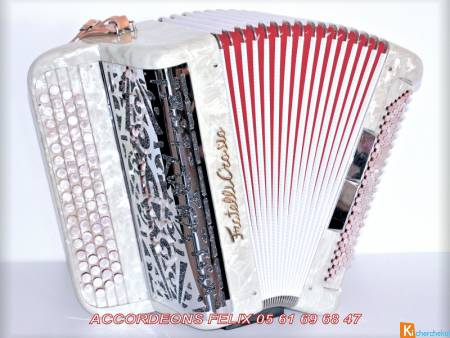 ACCORDEON FRATELLI CROSIO PRO COMPACT 120.