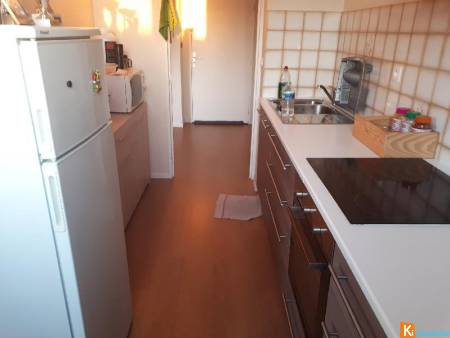 CASTELNAUDARY PROCHE GRAND BASSIN APPARTEMENT TYPE 2 MEUBLE