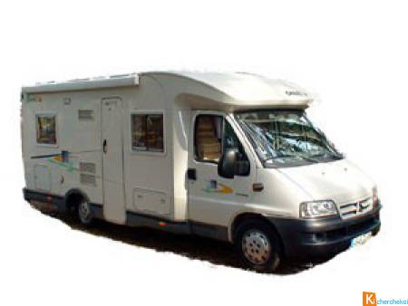 Camping Car CHAUSSON Odyssée 78