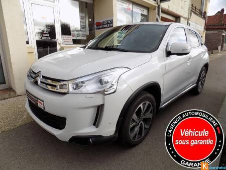 Citroen C4 Aircross 1.8 Hdi 150  Exclusive 4x2