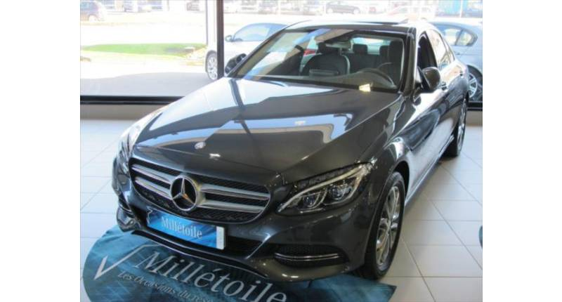 Mercedes-benz Classe C220BT EXECUTIVE 7 GTRO-PLUS