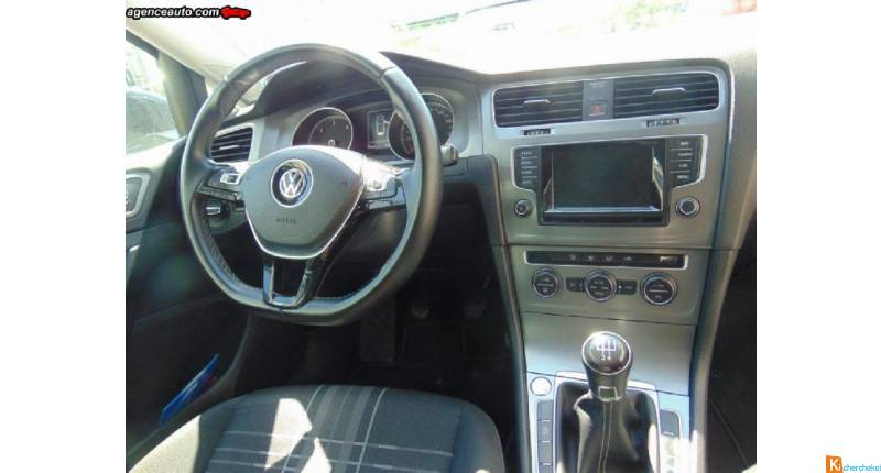 Volkswagen Golf Lounge 1.6 Tdi Bluemotion 110