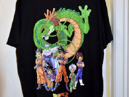 T-Shirt XL DragonBALL